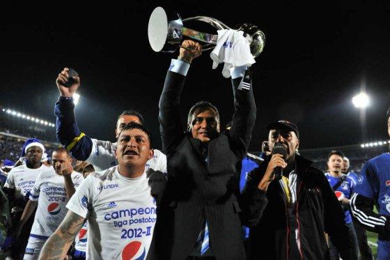 Hernán Torres, primer tolimense campeón del Fútbol Colombiano