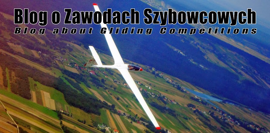 Blog about Gliding Competitions