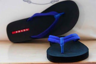 Stylish flip-flops for men