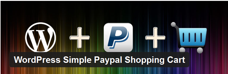 wordpress simple paypal shopping cart