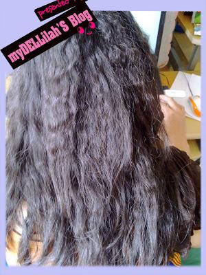 Rambut hasil Kepangan
