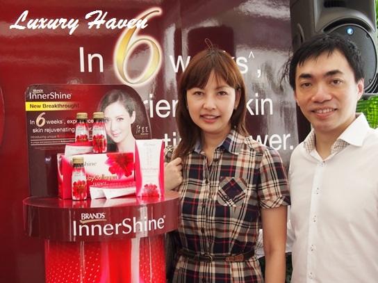 brands innershine event eha clinic dr elias tam