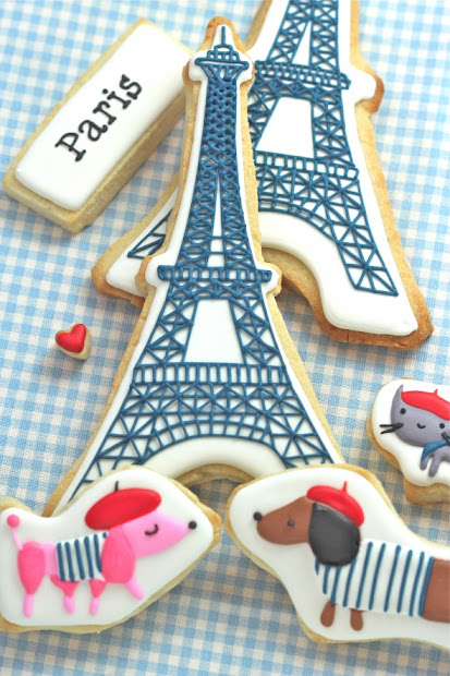 tisserie paris parisian-themed