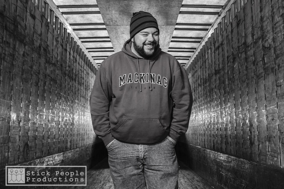 (c) Stick People Productions - Trucker - Photo by Kelly Doering