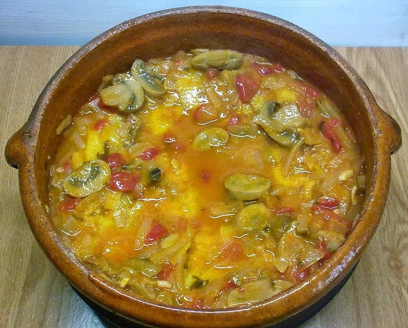 Tortilla de Patatas Guisada