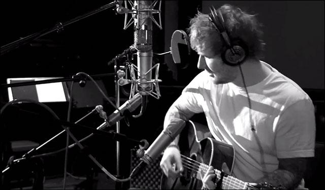 Ed Sheeran I See Fire Lyrics (The Hobbit: The Desolation of Smaug)