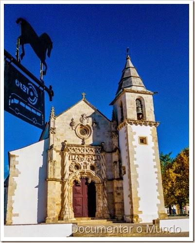 Igreja Matriz da Golegã; Igreja de Nossa Senhora da Conceição; Golegã