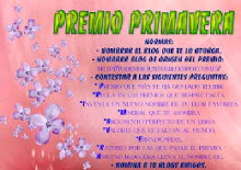 PREMIO DE DUCIBAL