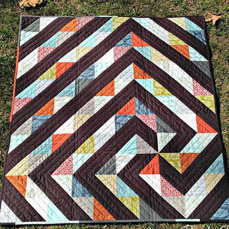 Twisted Path Quilt