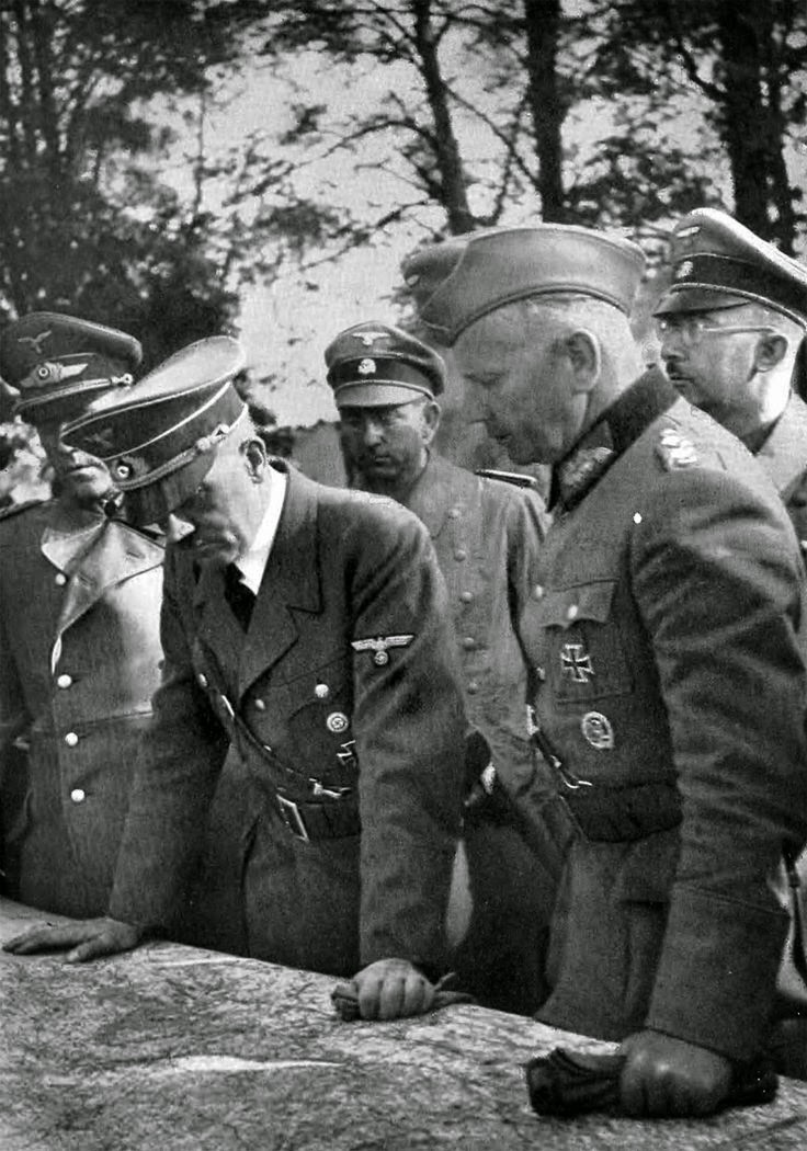 Amazing Photos, Hitler, Nazi, Reichenau, Poland, Russia, World War, ΚΟΣΜΟΣ,