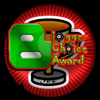 Blogger Choice Award doraemon