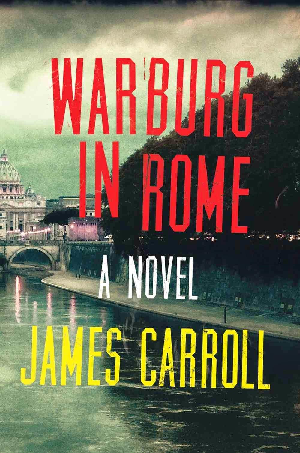 Warburg In Rome By James Carroll