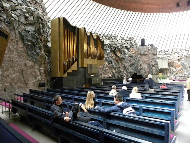 Rock church Helsinki