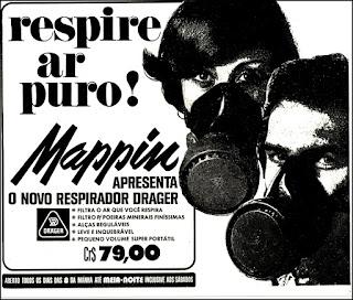 propaganda Mappin - 1975, os anos 70; propaganda na década de 70; Brazil in the 70s, história anos 70; Oswaldo Hernandez;
