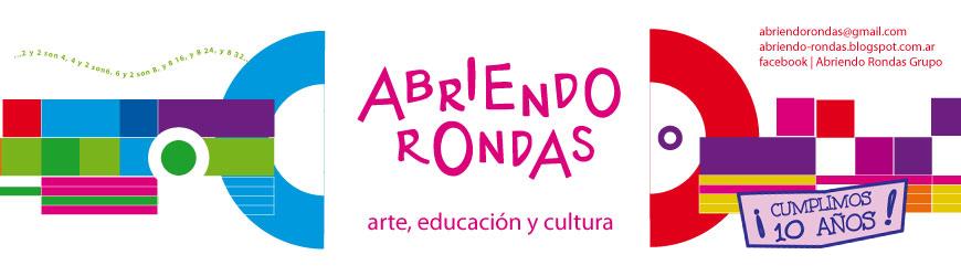"""Agrupacion """"Abriendo Rondas"""""""