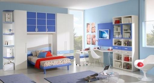 Dormitorios juveniles habitaciones infantiles fotos e for Alcobas infantiles