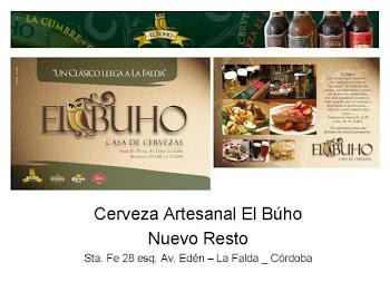Nuevo Resto en La Falda - Córdoba