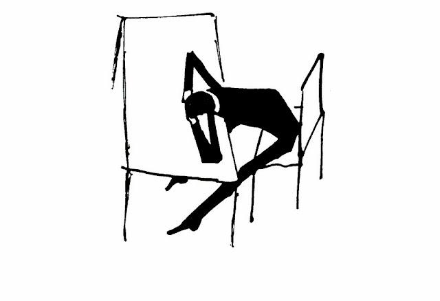 Σκίτσο του Φραντς Κάφκα
