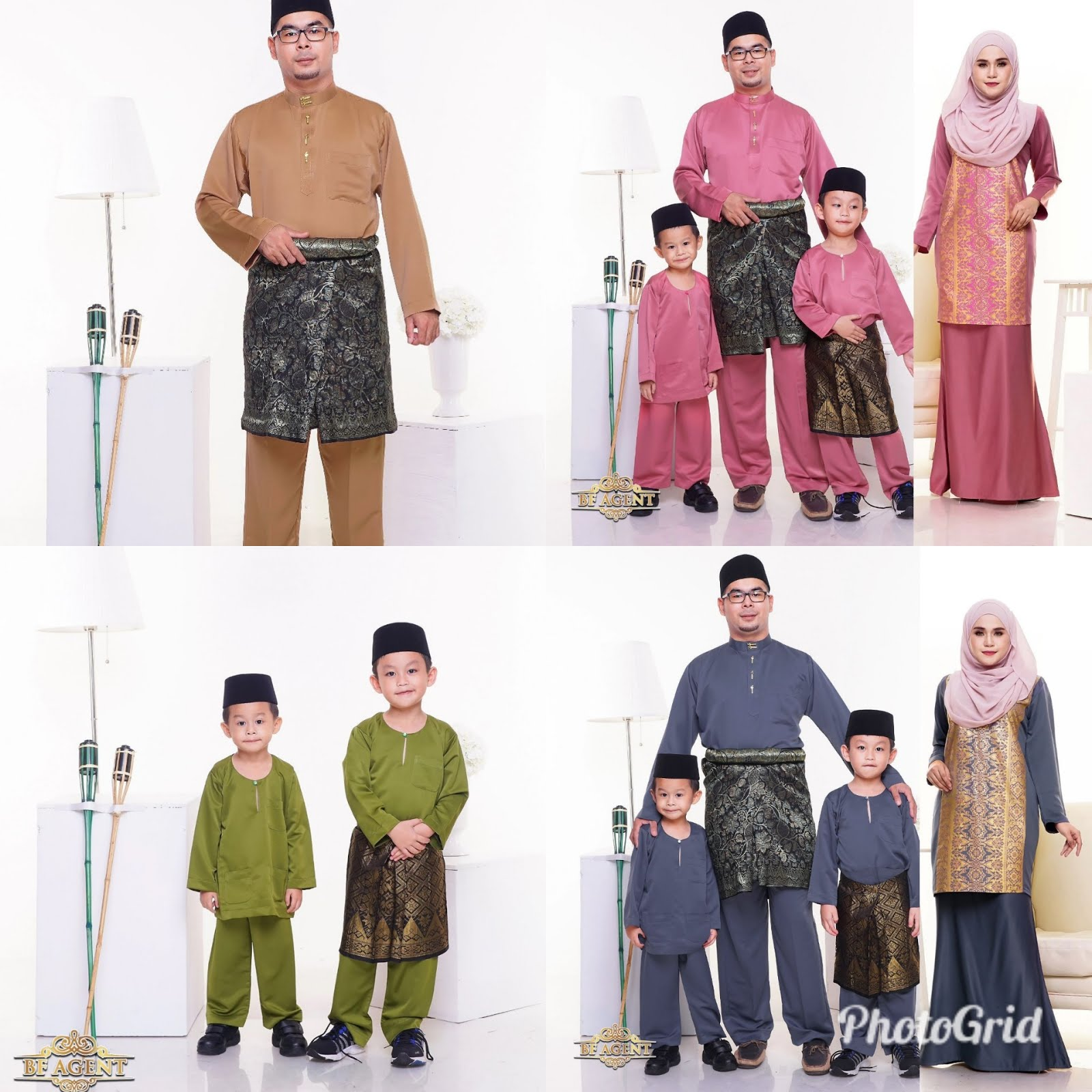 Jom dapatkan baju melayu berkualiti untuk dewasa. Baju melayu kanak kanak pun ada. Confirm suka!!