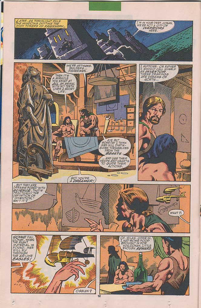 Conan the Barbarian (1970) Issue #251 #263 - English 9