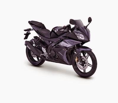 Yamaha R15 Motor Sport Racing dan Kencang Hitam