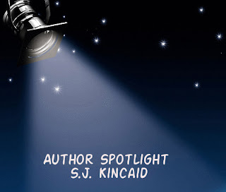 S.J. Kincaid Author Spotlight/Interview/Giveaway