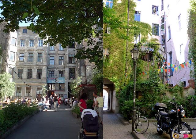 Berlin - fête de quartier