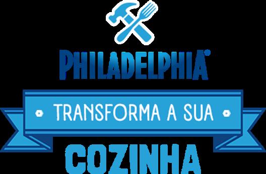 """Concurso """"Philadelphia Transforma Sua Cozinha"""""""