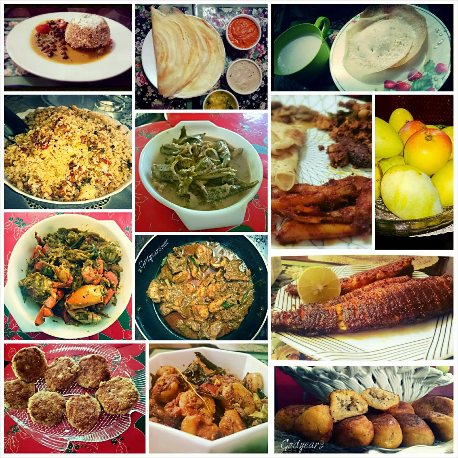 Home cooking malabar style godyears for Cuisine kerala