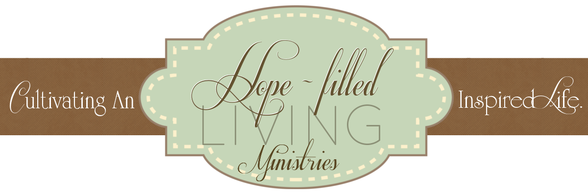 Hope-Filled Living Magazine...