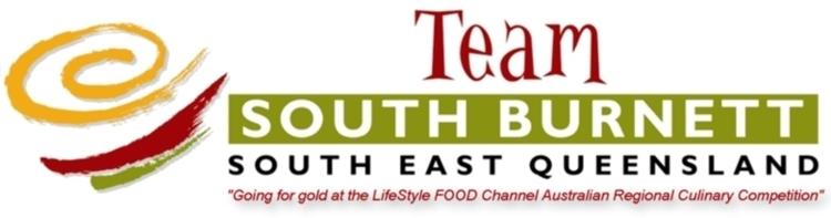 Team South Burnett Going For Gold