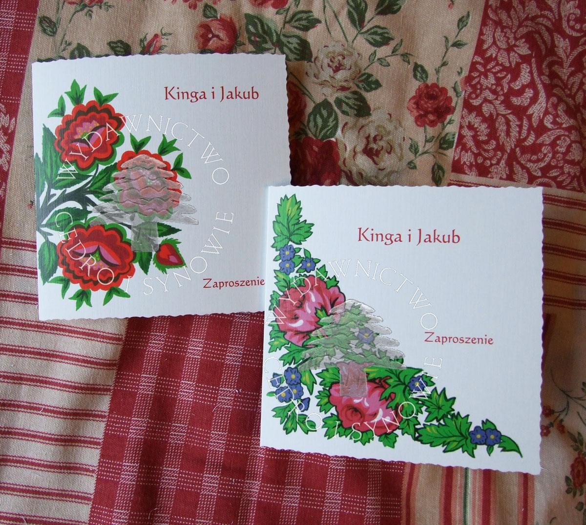 Zaproszenia Wydawnictwa Cedro I Synowie Krzak Dzikiej Róży Premiera