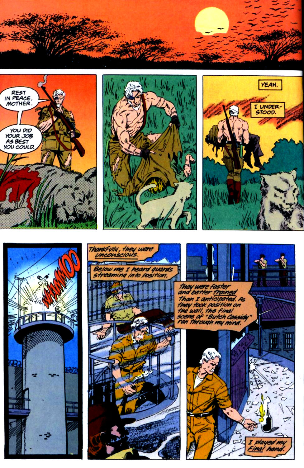 Deathstroke (1991) Issue #26 #31 - English 21