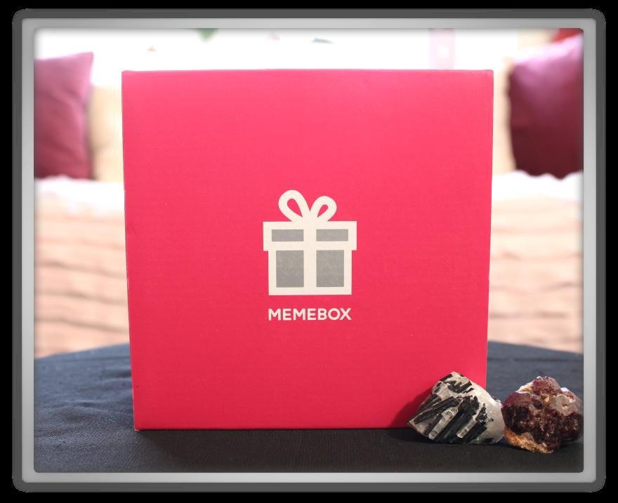 겟잇뷰티박스 by 미미박스 memebox beautybox Superbox #59 Halloween Special unboxing review