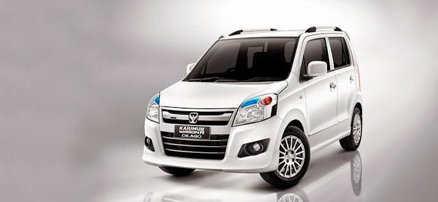 Karimun Wagon R AGS Terbaru, Harga Lebih Tinggi