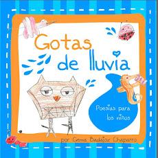 GOTAS DE LLUVIA.- Poesías para los más pequeños