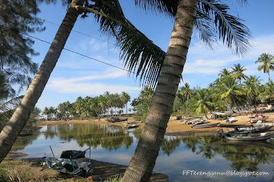 Perkampungan nelayan