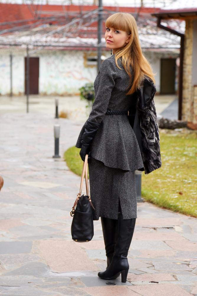 классические юбки 2012г фото: