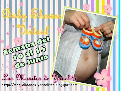 BABY SHOWER VIRTUAL!   CUMPLIDO!