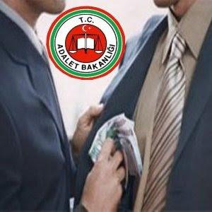 icra müdürleri, haciz işlemleri rüşvet, avukatların rüşvet vermesi, hakim savcı evlere haciz