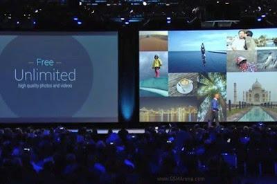 Fitur baru Google Photos di Android M