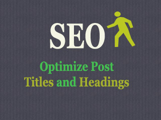 How to Optimize Post Titles and Headings in Blogger for Better Search-Results