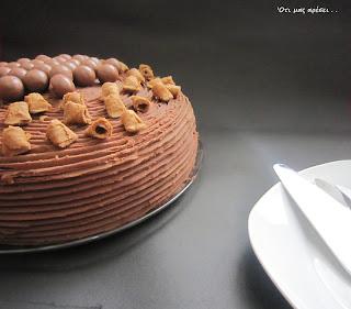 Η «απόλυτη» σοκολατένια τούρτα