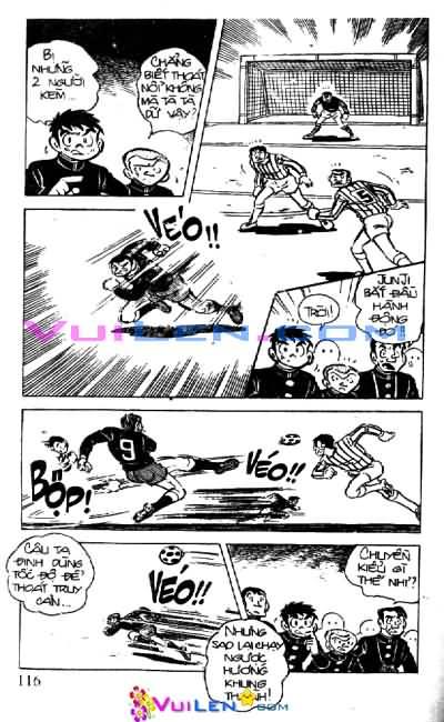 Jindodinho - Đường Dẫn Đến Khung Thành III  Tập 5 page 115 Congtruyen24h