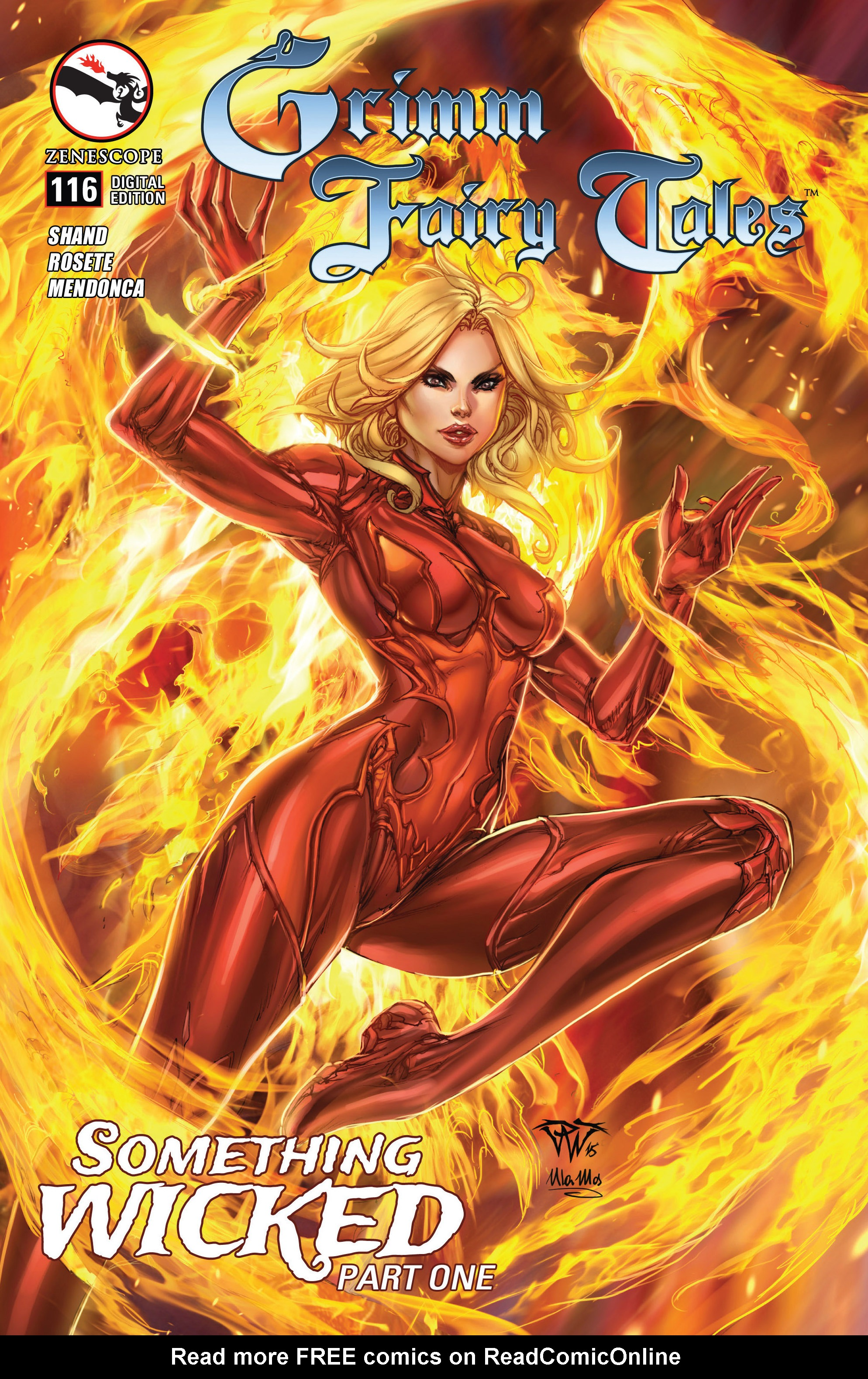 Grimm Fairy Tales (2005) Issue #116 #119 - English 1