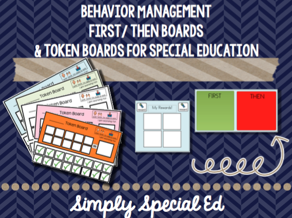 https://www.teacherspayteachers.com/Product/Behavior-Management-Bundle-First-Then-Boards-Token-Boards-1867383