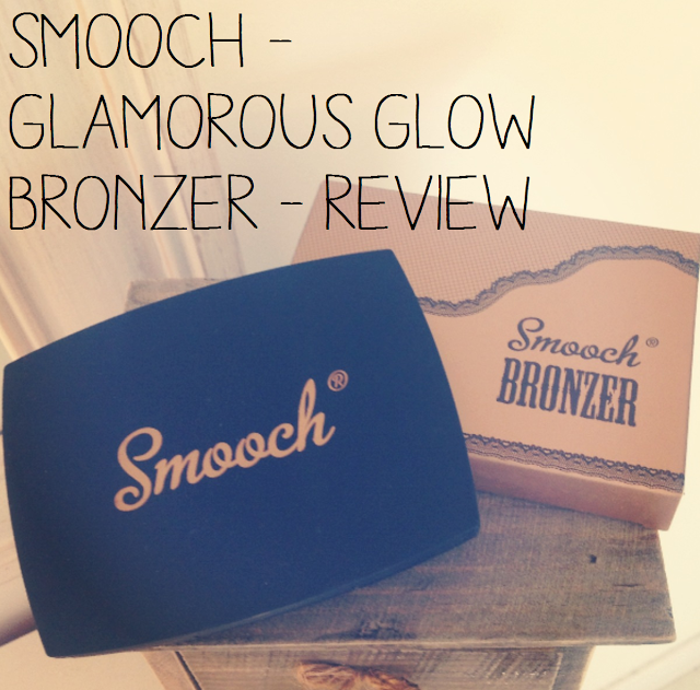 "Smooch Bronzer in ""Bronzed"" Review"