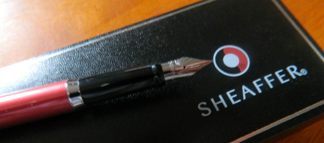 Sheaffer Fountain Pen - National Stationery Week