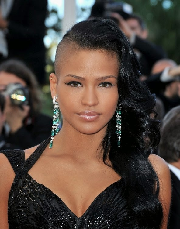 Shaved Head Hairstyles For Black Women