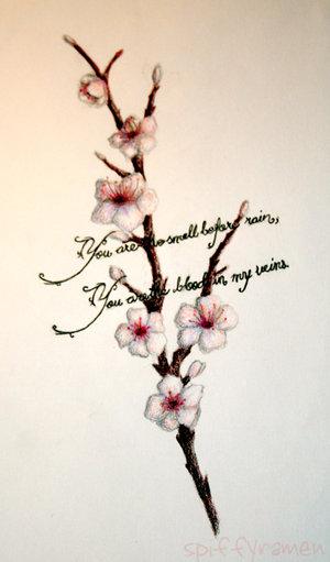 Blossom Tattoo ~ Fas